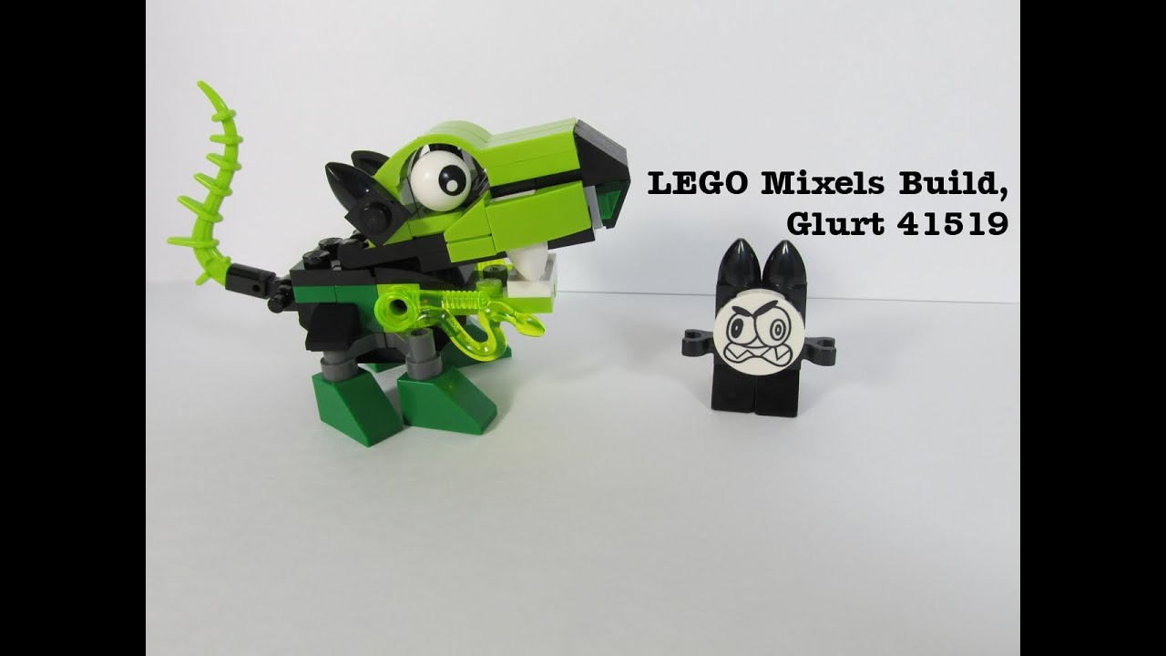 How To Build A Lego Snail