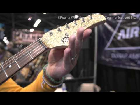 """NAMM2013 Special Reports """"Booth Interview with Chris Duarte"""""""