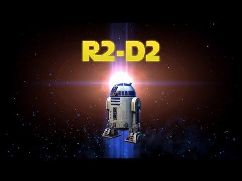 R2-D2 UNLOCKED - Star Wars: Galaxy of Heroes