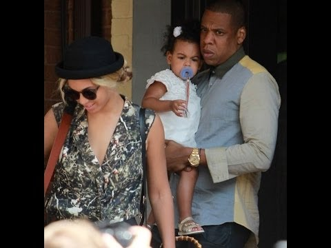 Beyonce Daughter Blue Ivy 2014