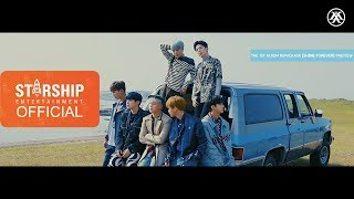 Preview  몬스타엑스 Monsta X  - The 1st Album Repackage 'shine Forever'