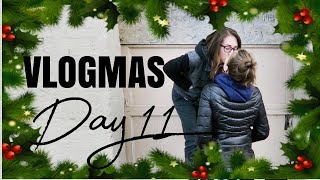 VLOGMAS DAY 11 | Getting Sh*t Done & Doing Nothing?...