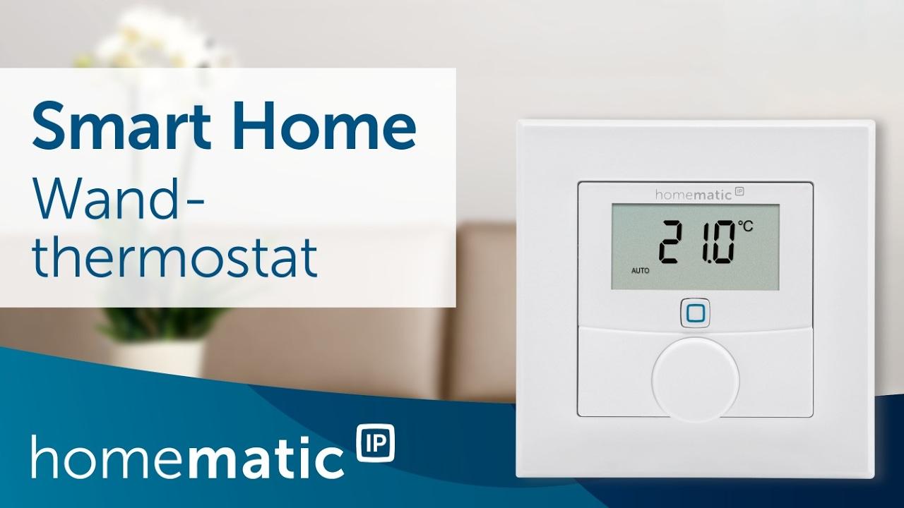 homematic ip wandthermostat hygrostat 143159a0 ab 47 45 preisvergleich bei. Black Bedroom Furniture Sets. Home Design Ideas