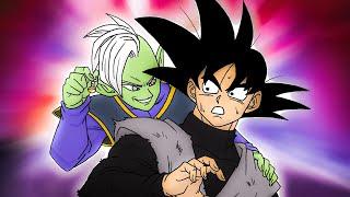 WHAT IF Goku Black Turned Good?