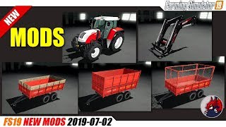 "[""BEAST"", ""Simulators"", ""Review"", ""FarmingSimulator19"", ""FS19"", ""FS19ModReview"", ""FS19ModsReview"", ""fs19 mods"", ""fs19 tractors"", ""PTU-7.5"", ""STEYR CVT SMATIC BASIC"", ""HYDRAC AUTOLOCK FL""]"