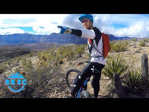 Mountain Biking the Cowboy Trails in Las Vegas