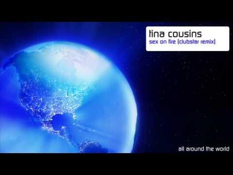 Tina Cousins - Sex On Fire (Clubstar Mix)