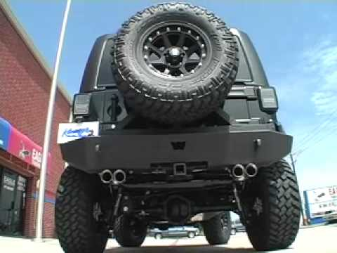 Gibson Cat Back Exhaust Jeep