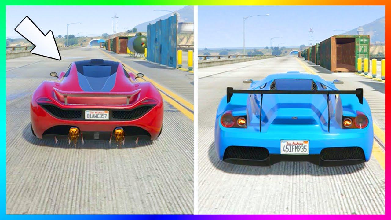 Gta 5 New Quot Finance Amp Felony Quot Dlc Super Sports Cars Speed