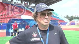Юрий Семин перед матчем Мордовия - ЦСКА