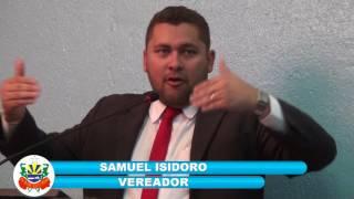 Samuel Isidoro - pronunciamento 04 08 2017