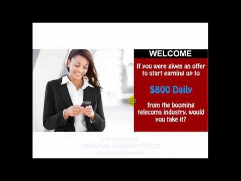 Piuni Telecoms business opportunity (NEW $$$)