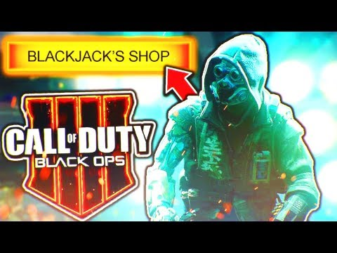 *NEW* UPDATE TODAY! - BLACK OPS 4 BLACKJACK'S SHOP + NUKETOWN GAMEPLAY! (BO4 New DLC Weapons Update)