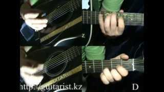 Noize MC - Ругань из-за стены (Уроки игры на гитаре)