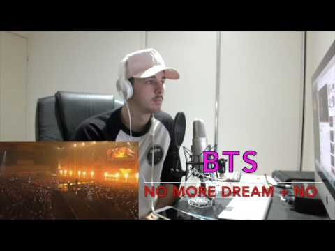 No More Dream + N.O HYYH Concert - REACTION!