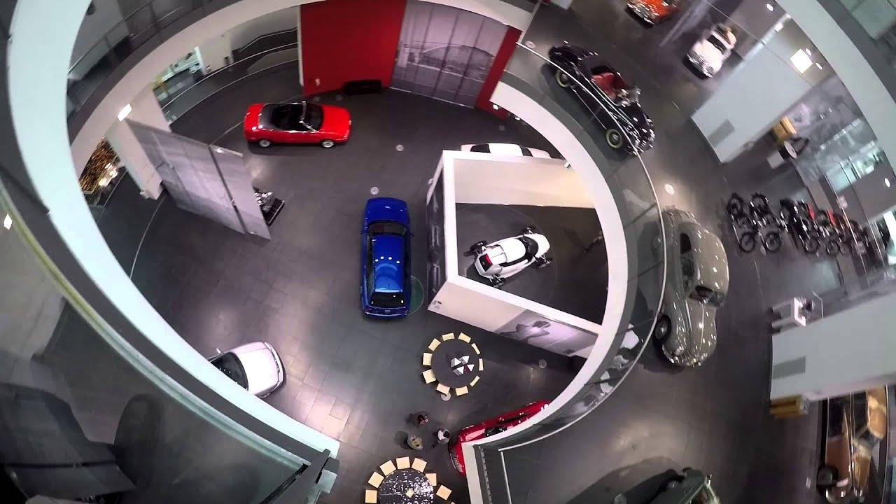 Audi Museum Ingolstadt Germany Youtube