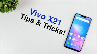 In this video, I am sharing 7 amazing Tips & Tricks for Vivo X21 wh...