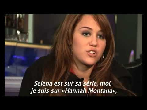 Thumbnail: Miley Cyrus talks about Demi Lovato, Selena Gomez and Jonas Brothers.