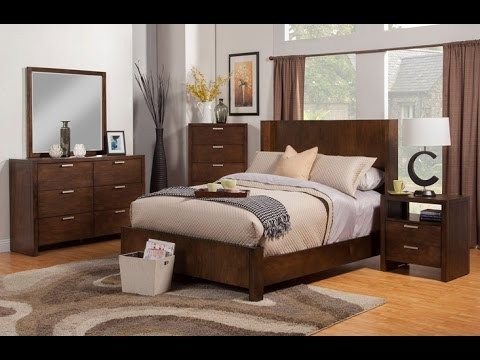 Austin Bedroom Collection by Alpine Furniture
