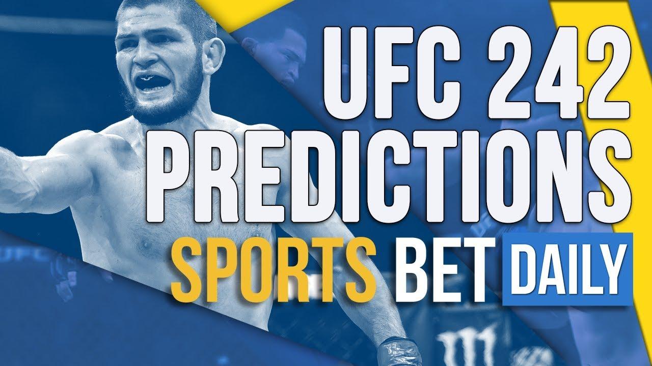 UFC 242 fight card, predictions -- Khabib Nurmagomedov vs. Dustin Poirier: Expert picks, odds, location