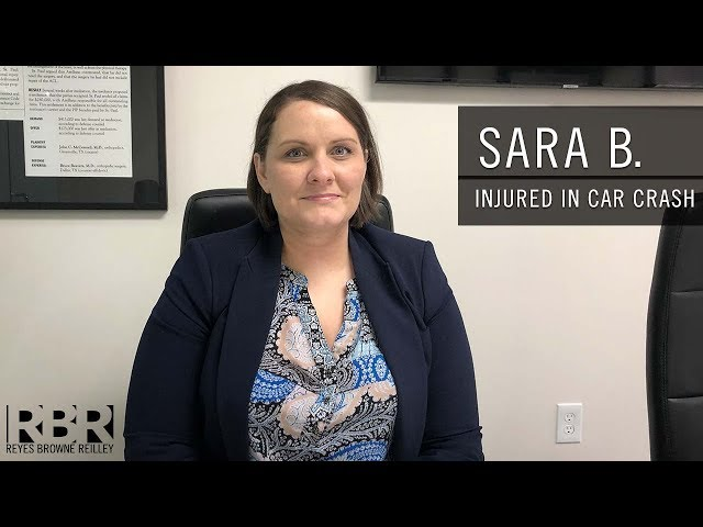 Sara B – Dallas TX Car Accident Lawyer Review