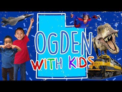 Union Station/Ogden Nature Center/Toad's Fun Zone (Things to do in Ogden): Traveling with Kids