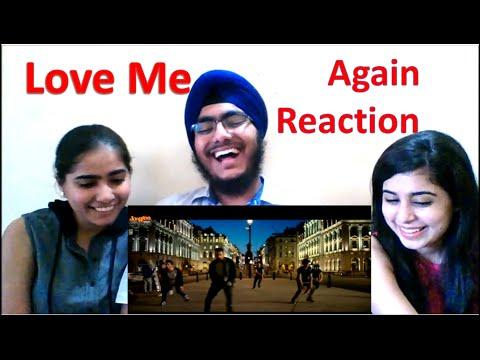 Love Me Again Song Reaction | Jr NTR