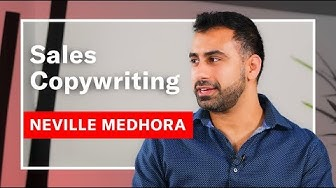 Sales Copywriting for Content Marketing with Neville Medhora