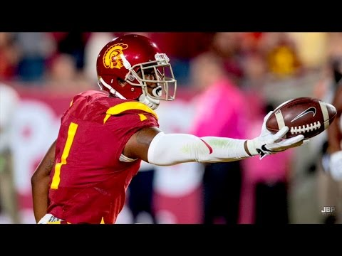 Best Hands in College Football || USC WR Darreus Rogers Career Highlights ᴴᴰ