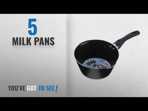 Top 10 Milk Pans [2018]: Sapphire Collection 15 cm Non Stick Milk Pan