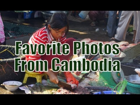 Our favorite travel photos from Cambodia | Travel Pictures Slideshow from Cambodia