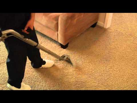 Zerorez Visits a Home for Carpet Cleaning