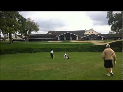 Dylan first tee golf tourney Del Paso Country Club, Sacramento California
