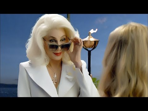 CHER 'Fernando' MAMMA MIA! 2 Featurette + Trailers