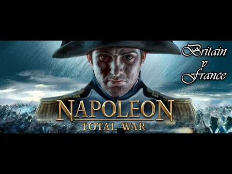 Napoleon Total War - Britain v France (Command Combat Computer Reports)