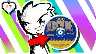 CD JOGOS ANTIGOS DE PC 300 BEST ARCADE GAMES FOR WINDOWS COSMI! [DOWNLOAD] [ LIVE ]