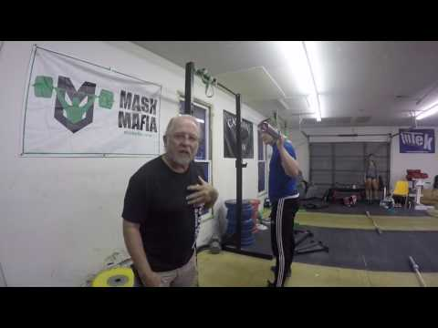 Coach Don McCauley Talks Back Squat