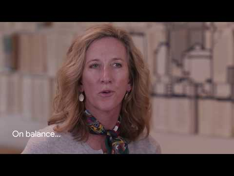 On balance.. 2018 Delaware Teacher of the Year, Virginia (Jinni) Forcucci
