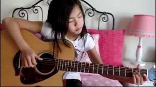 Last Christmas ~ Wham!  ~ Fingerstyle Guitar Cover ~ Lanvy
