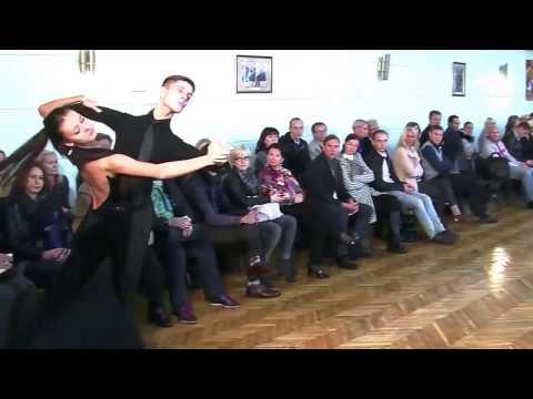 Спортивные бальные танцы. Судейство