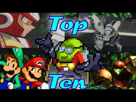 Top Ten Video Game Genre Elitists