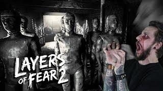 LAYERS OF FEAR 2 #3 - AAAAAAA! - WarGra