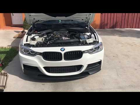 BMW F30 335i N55 Active Autowerke Active-8 Tune Install DIY