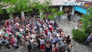 Керчь: Василий Лановой подарил горожанам творческий вечер