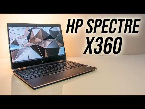 HP Spectre x360 Review - Intel Optane Speed Boost?