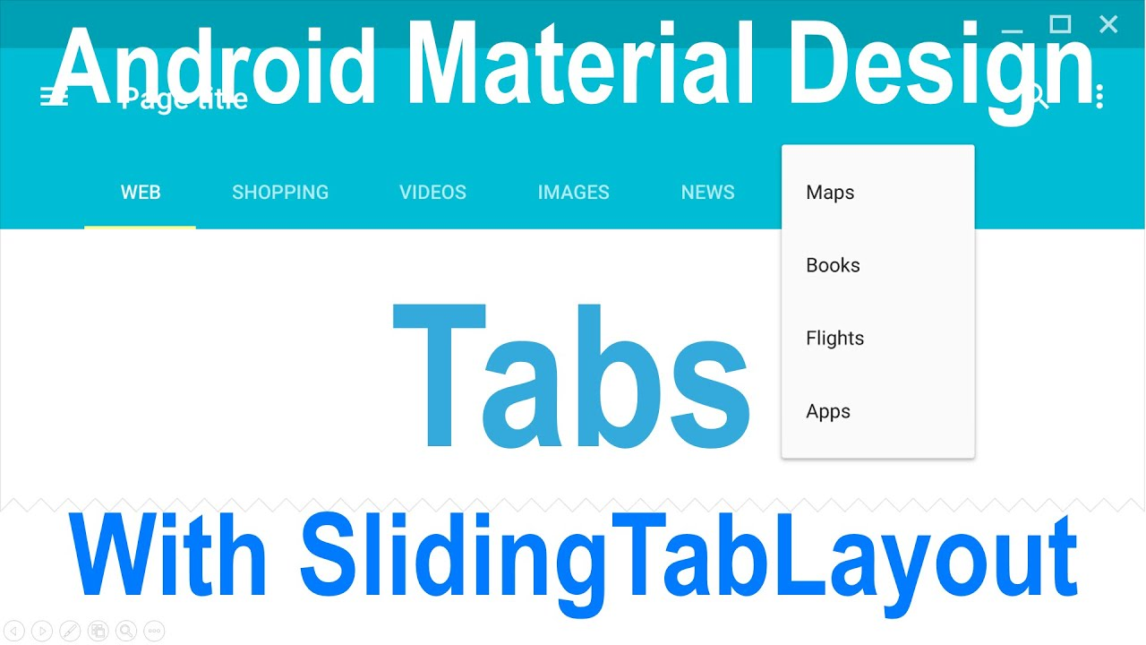 238 android slidingtablayout part 1
