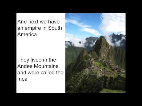 Lost Generation - Rizzle Kicks - Aztec Inca Song