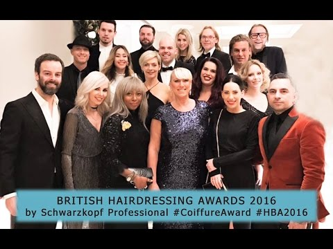 VLOG 15: BRITISH HAIRDRESSING AWARDS 2016 LONDON