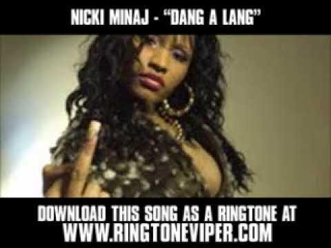 Nicki Minaj - Dang A Lang [ New Video + Download ]