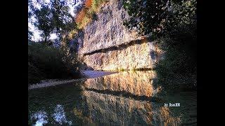 Alquézar: Ruta Pasarelas Cañón del Río Vero (Sierra de Guara)